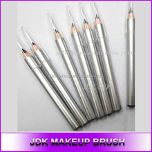 Wholesale Silver Eyebrow Pencil/Makeup Eyeliner Pencil with Silver Handle