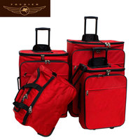 bag duffle trolley bags parts with wheels
