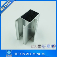 Strong anodized aluminium frame window and door extrusion