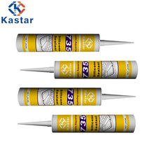 OEM Fast Curing Waterproof Acetic Aquarium Silicone Sealant For Sale