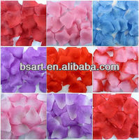 Silk Flower Rose Petals for Wedding Party Decorations