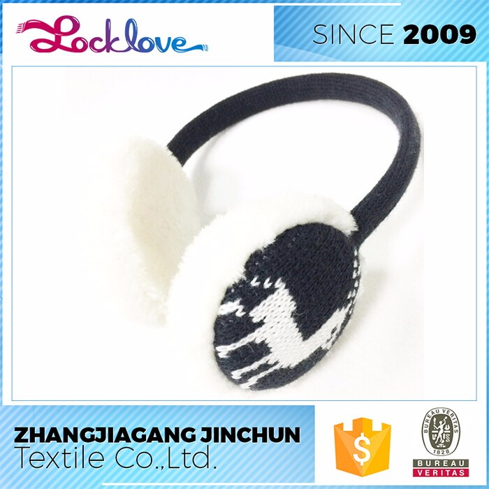 Trustworthy Supplier Product Children Animal Ear Muffs