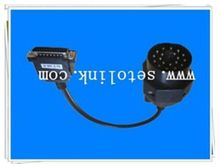 ROUND 20 PIN TO OBD DIAGNOSTIC/TEST CABLE FOR BMW
