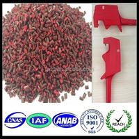 PP/PE/HDPE/LDPE Manufacture Price Red Masterbatch