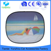 Nylon Mesh Reflective Folding customized windshield fashion most popular promotional car sun shade
