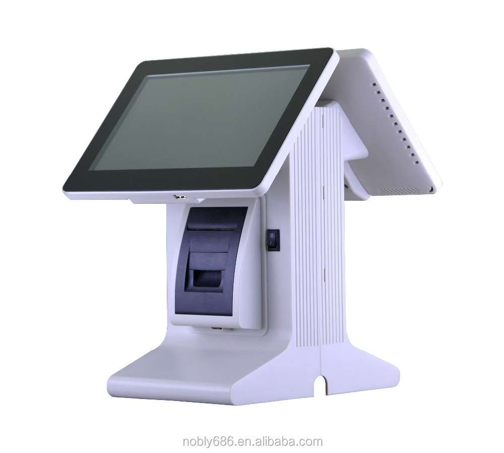 Good pos system touch screen gas station cash register