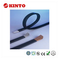 Flexible insulated copper laminated bus bars with PVC insulation