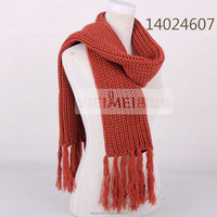 solid color knit scarf winter warm scarfs for lovers chirstmas gifts