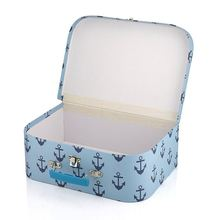 Promotional Professional Newest Paper Suit Cases