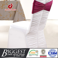 luxury wedding party attractive chair cover