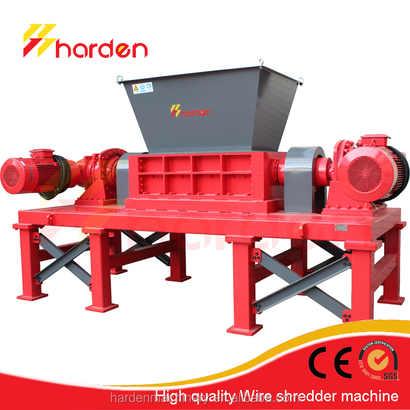 High quality Scrap copper wire shredder for sale