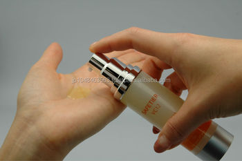 Japanese high quality and effective whitening serum for white skin
