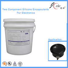 Repairable electronic potting glue for Power Module