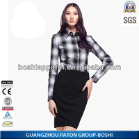 Hongkong Designer Shirts For Women ,ladies suit design 2016