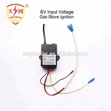 12V to 220V ac electronic transformer pulse gas stove burner igniter