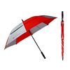 Sport team golf 62inches umbrella double layers windproof
