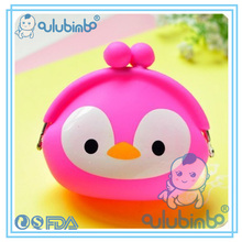 Cute silicone Coin Purse,Wholesale Silicone Smart Wallet Factory