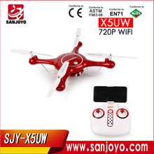 Original Syma X5UW WIFI FPV with 720P camera Flight plan track model