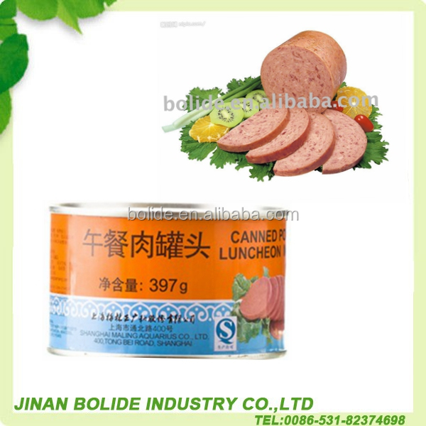 canned pork luncheon meat good taste 397g canned luncheon meat
