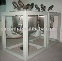 High Efficient pneumatic conveying system pot with weighing function