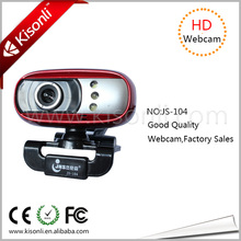 USB 2.0 high quality luxury webcam live chat free for computer/laptop