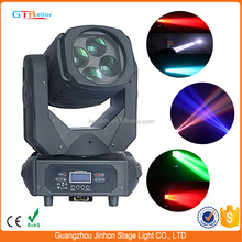 Newest 4x25W RGB Colorful 130W LED Super Beam Moving Head Light wholesale price
