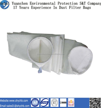 Low price filter housing use dust filter bag and fabric for dust collector
