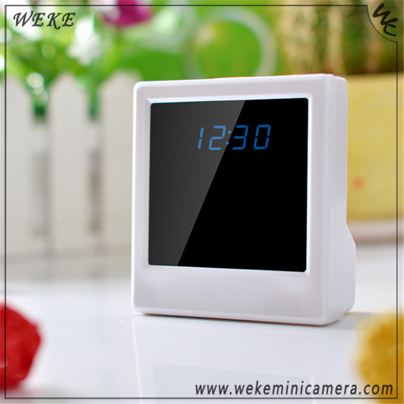 real high frame rate HD camcorder white video wifi clock camera