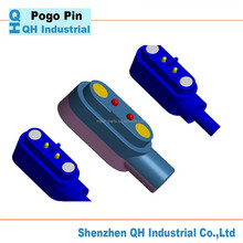 China Factory With Years Manufacture Experience For Low Cost Cheap Waterproof Pogo Pin Connector For Smart Watch Phone