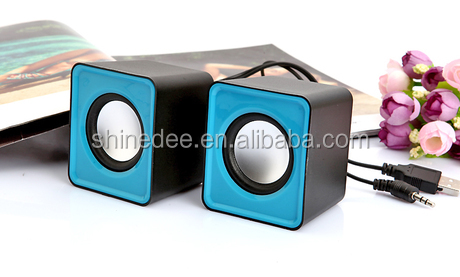 portable hifi bass vibration speakers,amplifier speaker for laptop( SP-326)