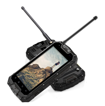 Walkie Talkie 4.5 Inches Android 4.2 MTK6589 4800Mah Battery 4G Quad-core tri-proof Smartphone
