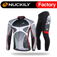 Nuckily Breathable cool design mountain bike mens t shirts