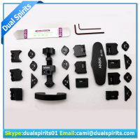 Corner/Sidewall 23in1 Repair Tools gtools Kit for iPhone 6plus/6/5/5S for iPad2/3/4/5/ for iPad Mini1/2/3/ touch 4