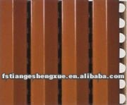 MDF acoustic wall panel,types of acoustical materials,flame retardant acoustic panels sound block panel