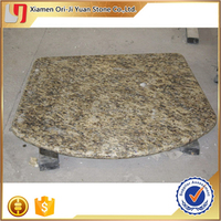 Alibaba china best selling exotic granite kitchen countertop
