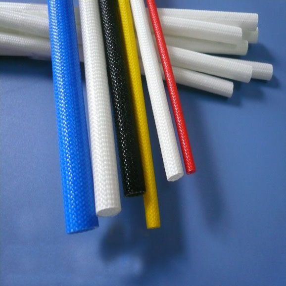 High quality 7mm environmental silicone fiberglass sleeves