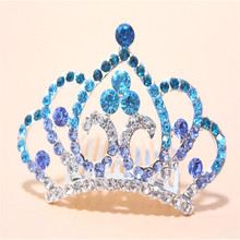 New children's stereo crown, fashion children crowns and tiaras jewelry