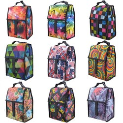 2016 colorful lunch bag insulated lunch bag for food picnic lunch bag