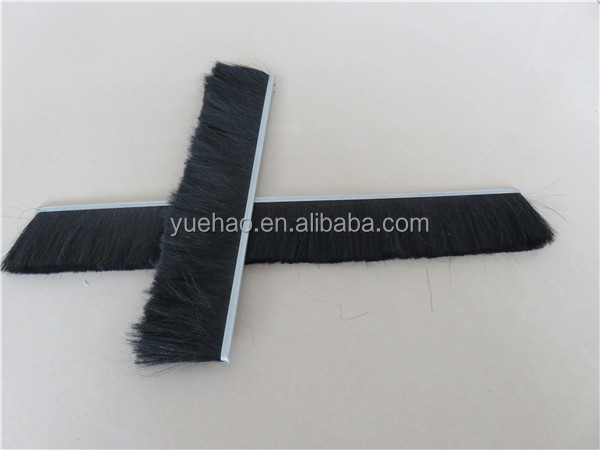 Door and window parts dustproof waterproof wool brush