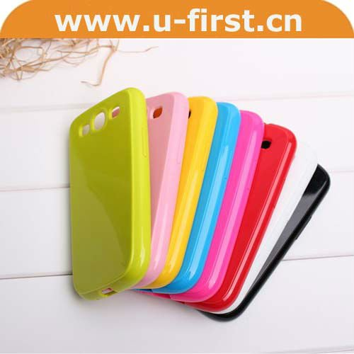 Gel phone case,mobile phone case for samsung galaxy S3