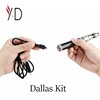YanDao Dallas Kit electronic cigarette 2.3ML max 510 Thread ecigarette pen wholesale price