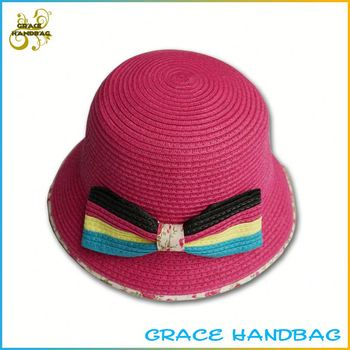 Rich experience exporting Wholesale Women affordable cloche hat