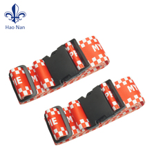 Super September high quality luggage belt with your own logo