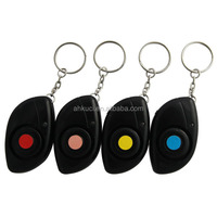 AKUCI Anti- Lost Alarm Key Finder Wireless Pet Tracker Locator Led Light Sound Whistle