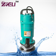 High Flow High Lifting Electric Submersible Pump Stream Water Pump For Irrigation