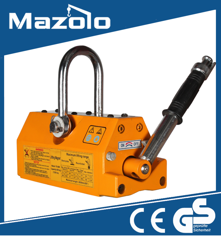Wholesale Lifting Magnet 100kg 300kg,500kg,1000kg,5000kg Permanent Magnetic Lifter