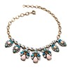 Fashion Women Accessories Necklace Chunky Statement