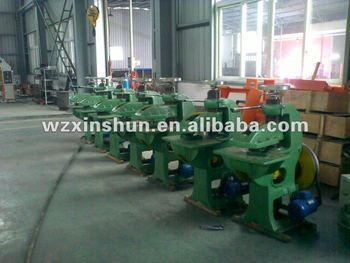 Plastic Gloves Hydraulic Cutting Machine