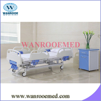 BAM502 4 Crank Manual CE approved Hospital Bed