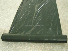 PE Agriculture Perforated Black Plastic Mulch Film for Greenhouse